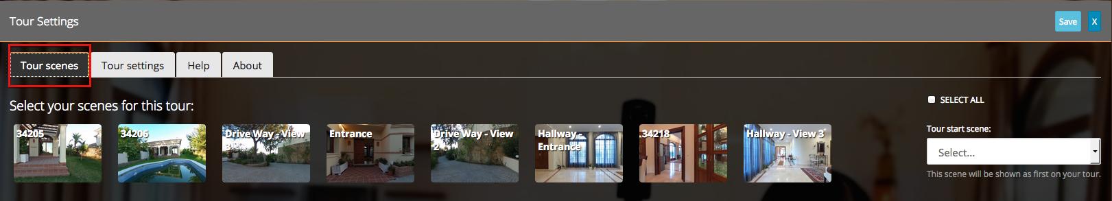 Guia de crear tours virtuales