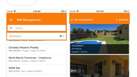 Official My360 virtual tour App Launch