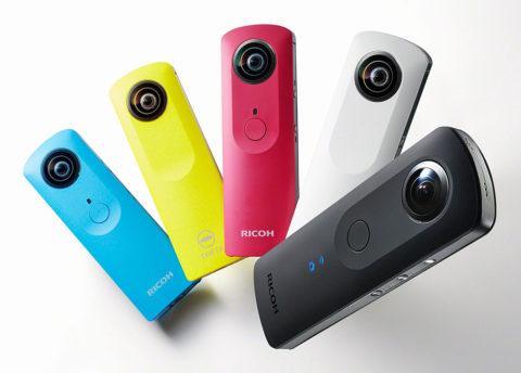 Ricoh Theta – How to update your firmware