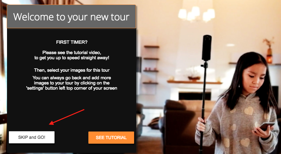 How to make a virtual tour online