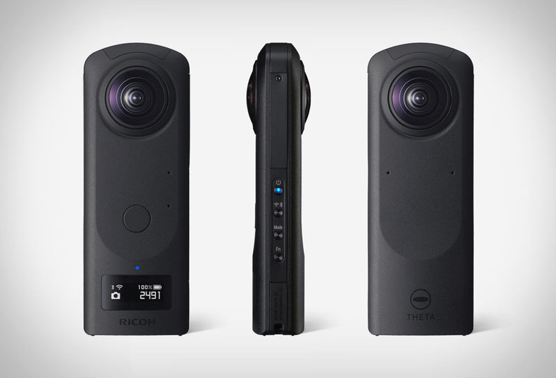 Ricoh Theta Z1 – A My360 Review | Virtual Tour Software