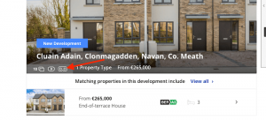add your virtual tour to daft.ie